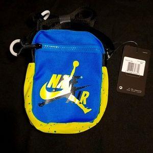 Nike Air Jordan Crossbody Festival Travel Bag